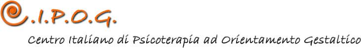 Logo CIPOG - Centro Italiano Psicoterapia ad Orientamento Gestaltico